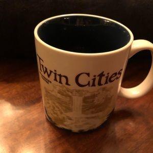 Starbucks collector series Twin Cities MN